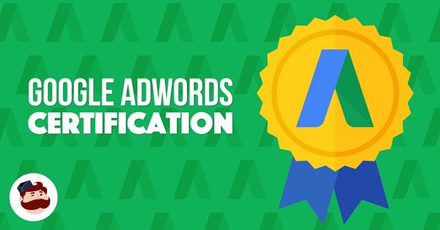 Όλα όσα χρειάζεται να ξέρεις για την απόκτηση της πιστοποίηση Google AdWords 1