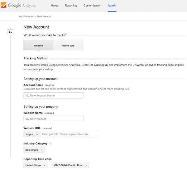 Πώς να παρακολουθείς τους επισκέπτες ενός ιστότοπου, μέσω του Google Analytics 2