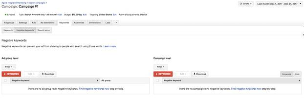 7 Tips για να λανσάρεις μια πετυχημένη καμπάνια Google Adwords 6