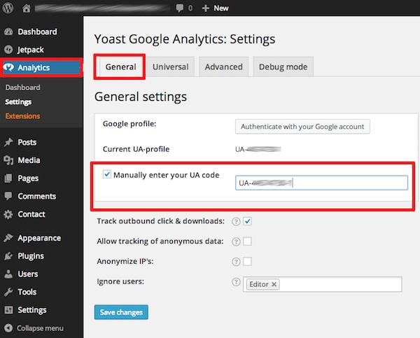 Πώς να παρακολουθείς τους επισκέπτες ενός ιστότοπου, μέσω του Google Analytics 5
