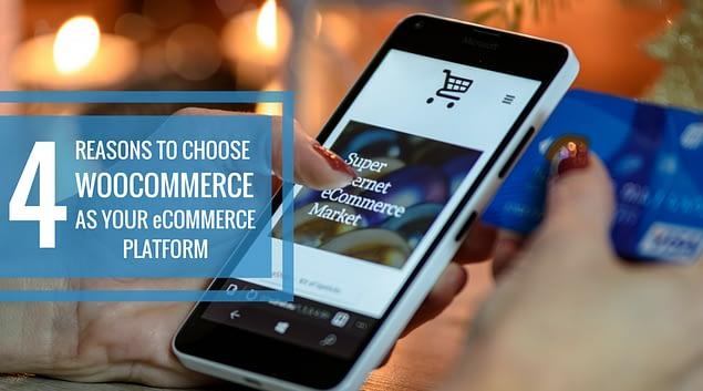 4 Λόγοι για να επιλέξεις το Woocommerce ως την e-commerce πλατφόρμα σου 1