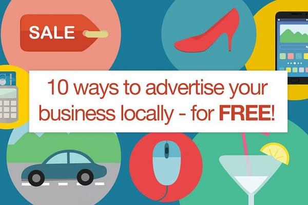 10 Τρόποι να διαφημίσεις την επιχείρησή σου τοπικά και δωρεάν! 1