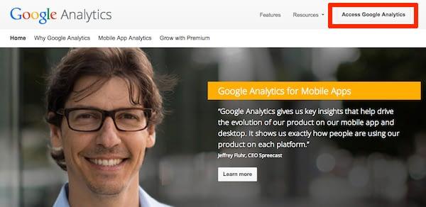 Πώς να παρακολουθείς τους επισκέπτες ενός ιστότοπου, μέσω του Google Analytics 1