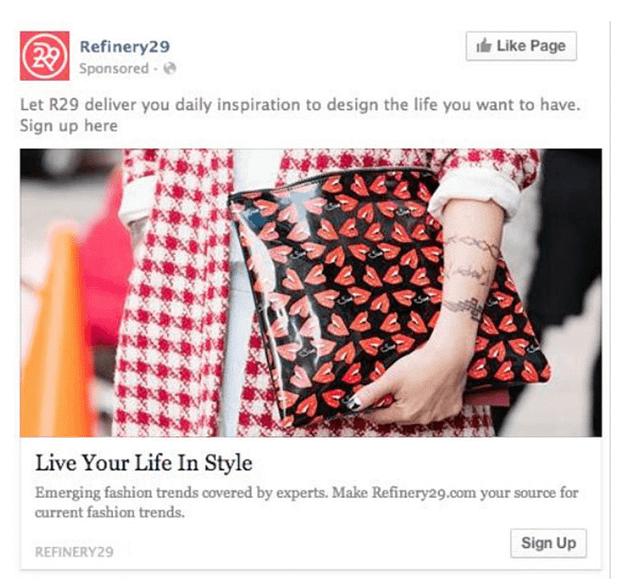 5 Συμβουλές διαφήμισης Facebook για αύξηση πωλήσεων 35