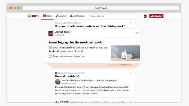 Quora Ads Review:12 πράγματα που πρέπει να ξέρεις για τις διαφημίσεις Quora 1