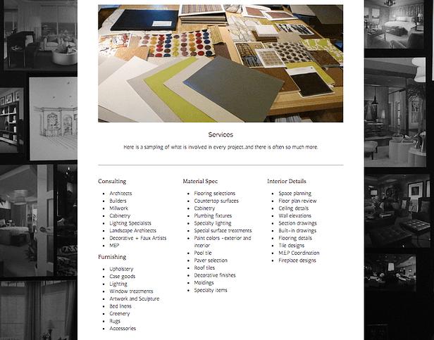 Tips για ένα όμορφο interior design site 3