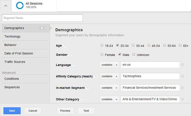 6 Tips για το Google Analytics 6