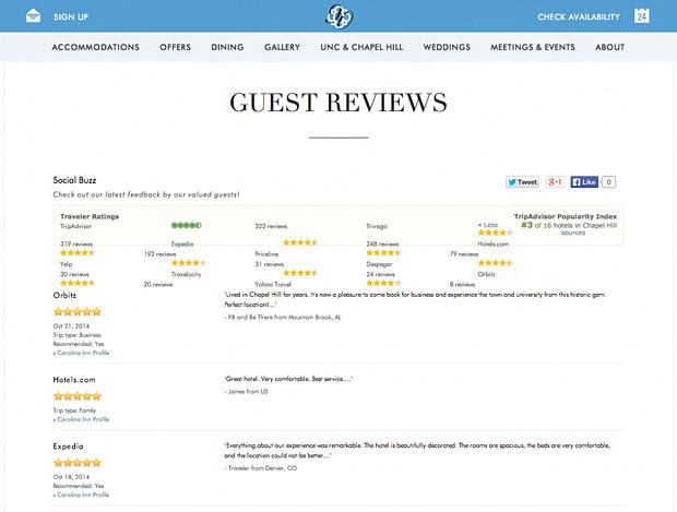 13 Απαραίτητα χαρακτηριστικά ενός ξενοδοχειακού site 5