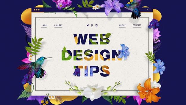 5 Βασικές συμβουλές web design για ένα επαγγελματικό site 1